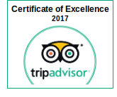Western Desert Tours' TripAdvisor Certificate of Excellence 2017